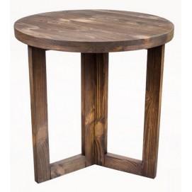 Стол кофейный Бостон натуральный 40 см SS003138 Woodville