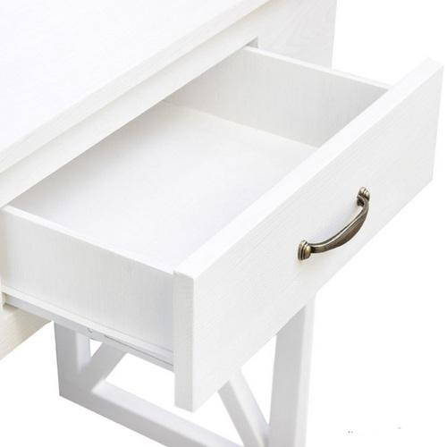 Стол туалетный Гамбург белый SS002409 Woodville