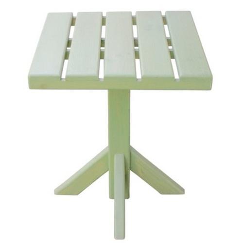 Стол обеденный Дача малый зеленый SS002262 Woodville