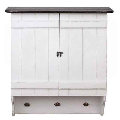 Шкаф навесное Лион белый SS001969 WilleWood