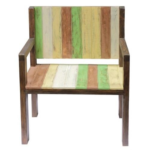 Кресло Том Сойер цветное SS002137 Woodville