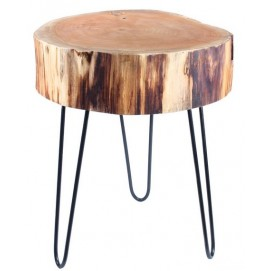 Стол кофейный Рондо натуральный SS003447 Woodville