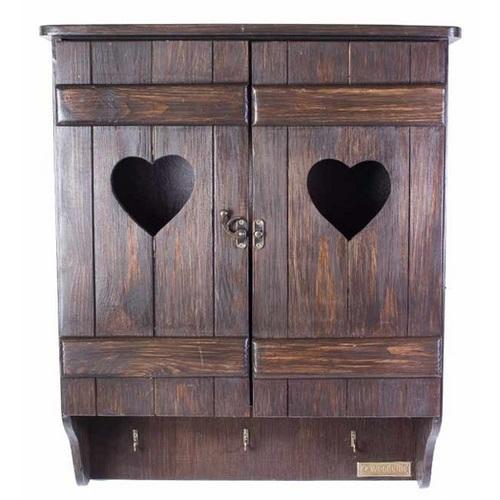 Шкафчик навесной Марсель коричневый SS000447 Woodville