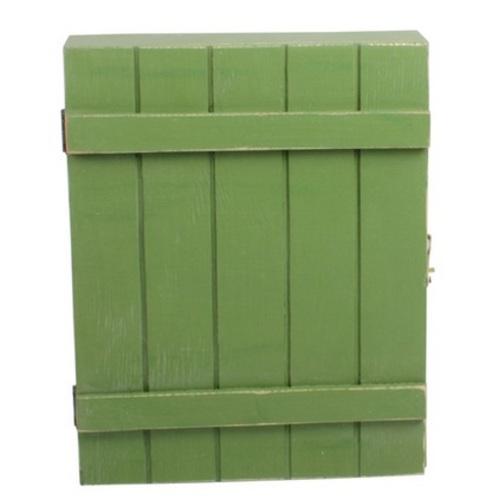 Ключница Том Сойер 20 см зеленая SS002114 WilleWood