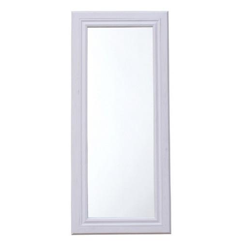 Зеркало напольное Милан белое SS002144 Woodville
