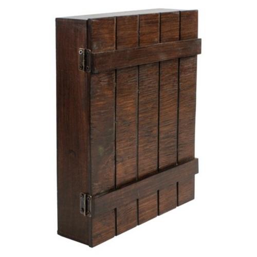 Ключница Том Сойер 20 см коричневая SS002114 WilleWood