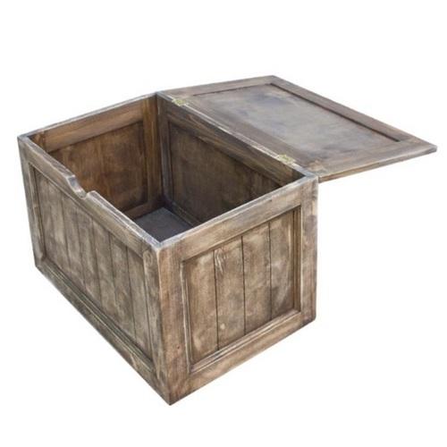 Ящик для игрушек Марсель натуральный SS002548 WilleWood