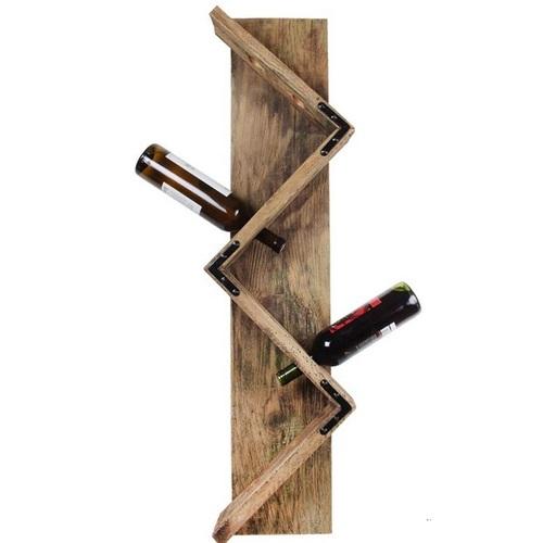 Подставка для вина Техас натуральная SS003153 Woodville