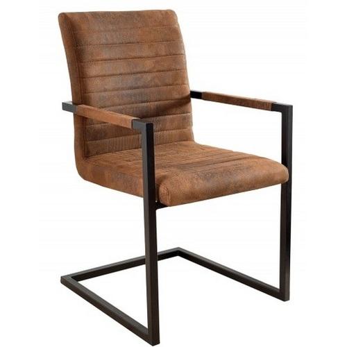 Кресло офисное Imperial 90cm (Z37081) коричневое Invicta