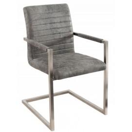 Кресло офисное Imperial 90cm (Z37080) серое Invicta