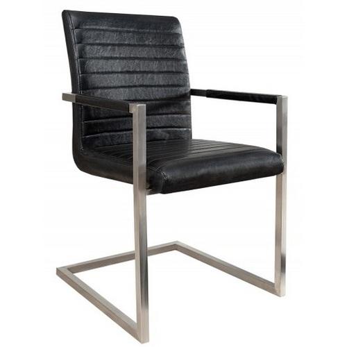 Кресло офисное Imperial черное 90cm (Z37079) Invicta