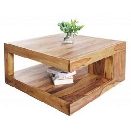 Стол кофейный  Authentic Natural M sheesham 80cm (Z37049) натуральный Home Design