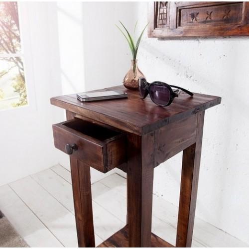 Тумба Cuba Coffee mahoń 75cm (Z36632) коричневая Invicta