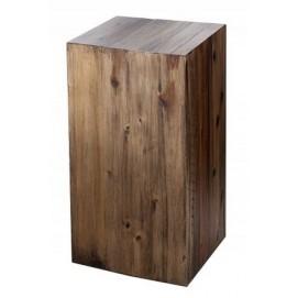 Стол кофейный Honey Dark коричневый 50cm (Z36441) Invicta