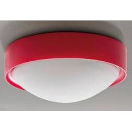 Настенно-потолочный светильник Azzardo LW8021-M RD LEO красный