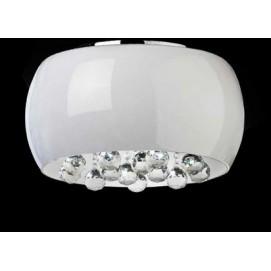Светильник потолочный Azzardo Quince 50 Top (LC1056-6) хром