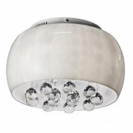 Светильник потолочный Azzardo Quince 40 Top (LC1056-5) бежевый