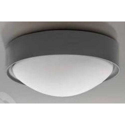 Настенно-потолочный светильник Azzardo Leo L (LW8021-L SL SILVER) серый