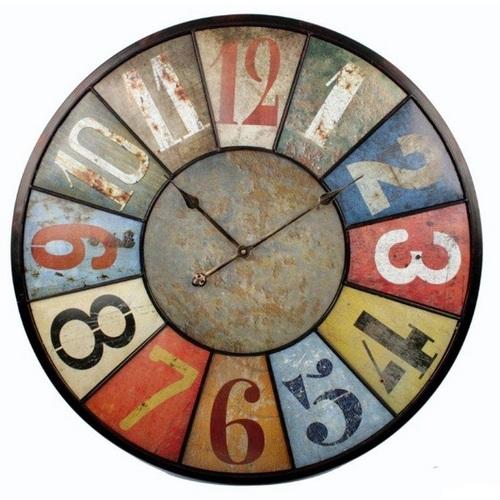 Часы Roulette Pop 78cm (D943011) цветные Dyyk