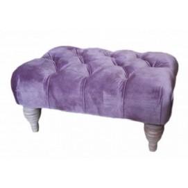 Подставка для ног 444-524 фиолетовая Dekor