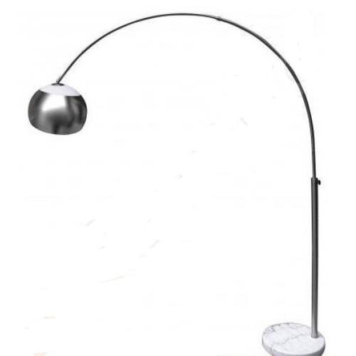 Лампа напольная  Azzardo Tosca (TS 010121MM-GC) никель