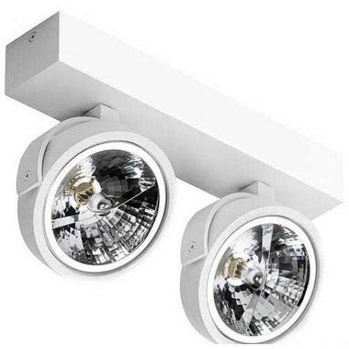 Прожектор Azzardo Jerry 2 12V Jerry 12V (GM4205-12V WH) белый