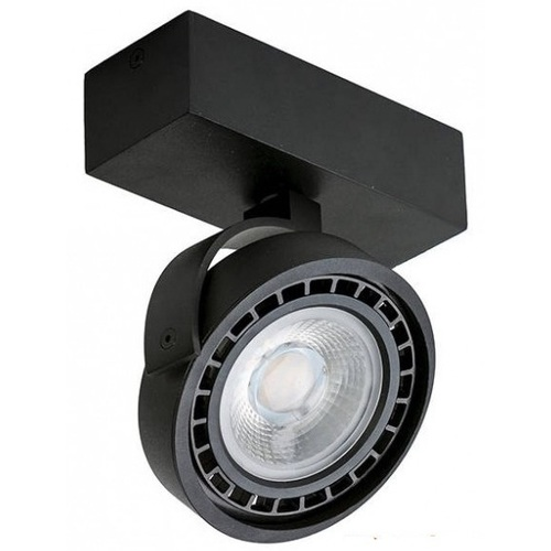 Прожектор Azzardo Jerry 1 230V LED 16W Jerry 230V LED 16W (GM4113 BK 230V LED 16W) черный