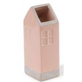 Ваза AA0575K24 - ARLA розовая Laforma