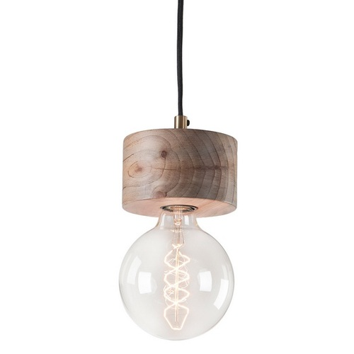 Лампа подвесная AA0733M46 - ALLER натуральная Laforma