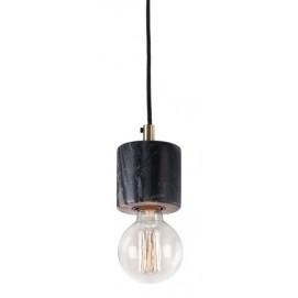 Лампа подвесная AA0746PR01 - CALPAC черная Laforma