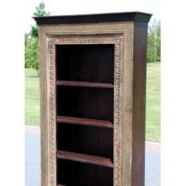 Библиотека HS-65-IMREG.BI116 коричневая Indy
