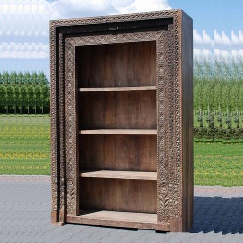 Библиотека HS-61-IMREG.BI85 коричневая Indy