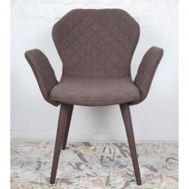 Кресло Valencia коричневое Kolin