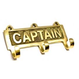 """Вешалка для одежды бронза """"Captain"""" 26612"""