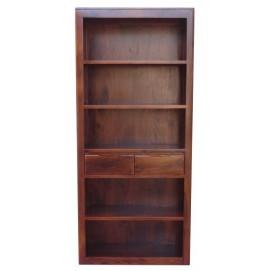 Библиотека HS-77-IMREG.BI146a коричневая Indy