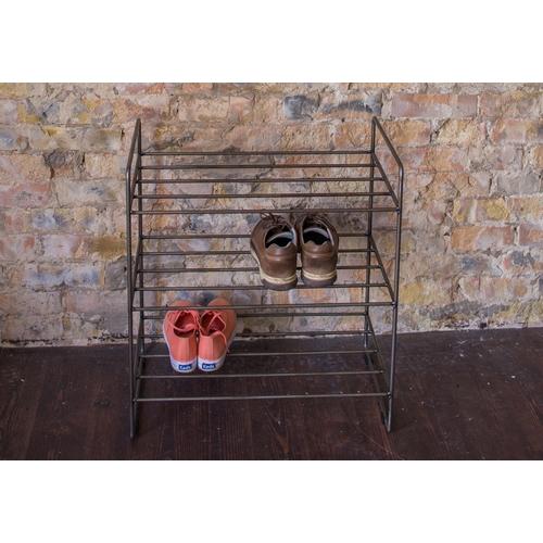 Тумба для обуви G102 черная Craftmart