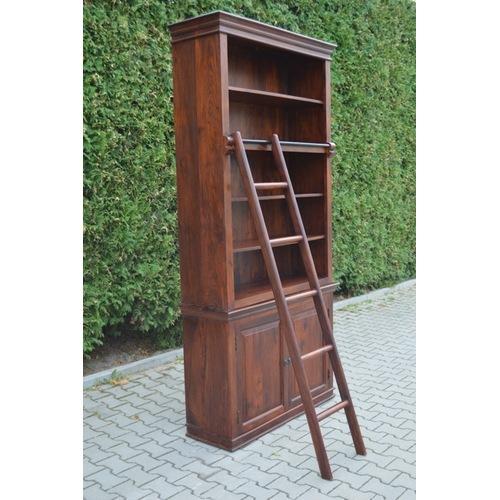 Библиотека HS-73-IMREG.BI47 коричневая Indy