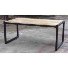 Стол обеденный 180 см HS-72-IMSTÓŁ07 натуральный Indy
