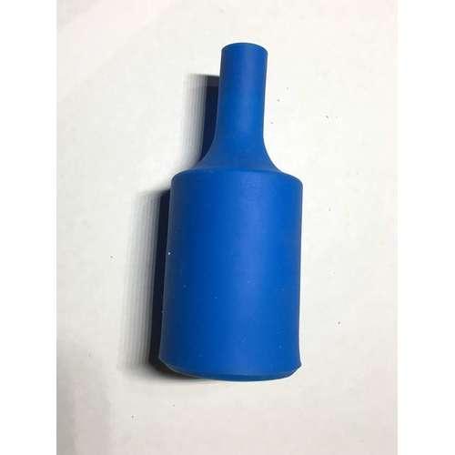 Патрон AMP голубой силикон