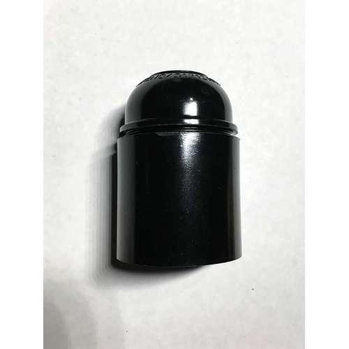 Патрон AMP 36 бакелит черный