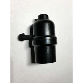 Патрон AMP 38 бакелит черный