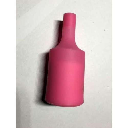 Патрон AMP розовый силикон