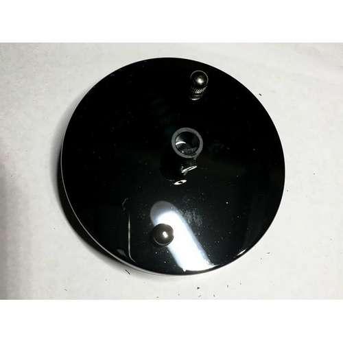 Потолочный крепеж AMP основание круг 100мм pearl black черный