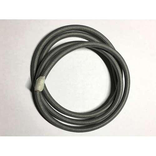 Провод текстильный AMP  2x0.75 серый
