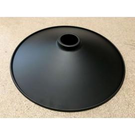 Плафон PB9 300мм BK черный
