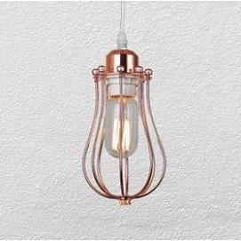 Лампа подвесная 720P4033-1 GD золото Thexata