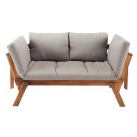 Диван тройка Relax коричневый 147261 Maisons 2017