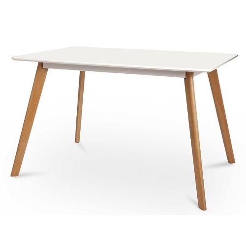 Стол обеденный 120 см MARCELO A белый Huzz