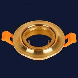 Точечный светильник 7472295 GD золото Levada