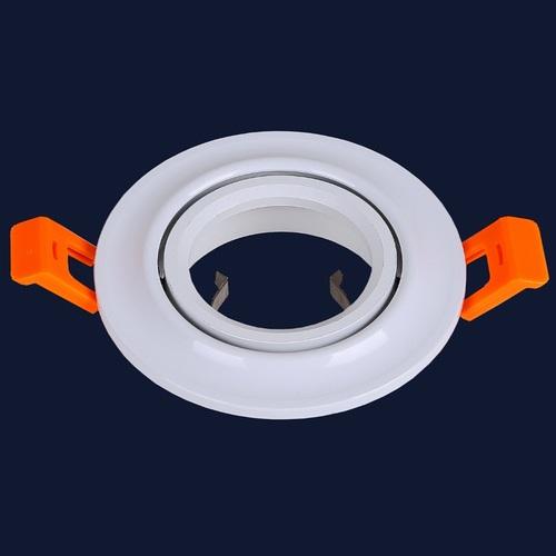 Точечный светильник 7472295 WH белый Levada